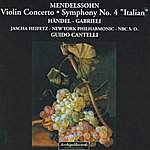 New York Philharmonic Mendelssohn: Violin Concerto, Symphony No. 4