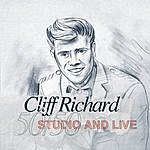 Cliff Richard Cliff Richard - 50/50 - Studio And Live