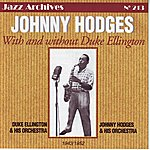 Johnny Hodges Johnny Hodges With And Without Duke Ellington