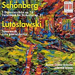Gunther Herbig Schoenberg, A.: 5 Orchestral Pieces / Variations For Orchestra / Lutoslawski, W.: Funeral Music / Livre Pour Orchestre
