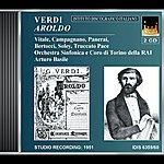 Arturo Basile Verdi, G.: Aroldo [Opera] (Basile) (1951)