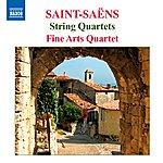 Fine Arts Quartet Saint-Saens: String Quartets Nos. 1 & 2