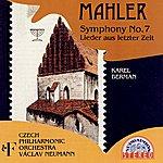Czech Philharmonic Orchestra Mahler: Symphony No. 7, Lieder Aus Letzter Zeit
