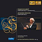 "Sir Colin Davis Schubert: Symphony No. 8 In B Minor, D. 759, ""Unfinished"" - Symphony No. 3"