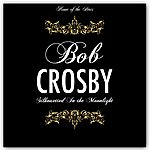 Bob Crosby Silhouetted In The Moonlight