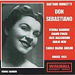 Carlo Maria Giulini Gaetano Donizetti : Don Sebastiano