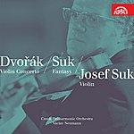 Czech Philharmonic Orchestra Dvořák: Violin Concerto - Suk: Fantasy, Et Al.