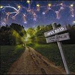 Open Road Stars Shine In The Night