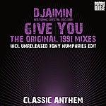 Djaimin Give You (Feat. Crystal Re-Clear) [Original 1991]