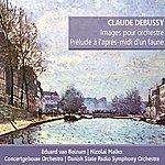 Eduard Van Beinum Debussy: Images Pour Orchestre; Prélude Á L'après-MIDI D'un Faune