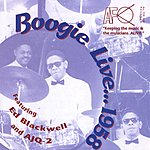 Ed Blackwell Boogie Live...1958 (Feat. American Jazz Quintet 2)