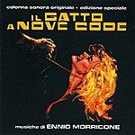 Ennio Morricone IL Gatto A Nove Code - Le Chat À Neuf Queues (Bande Originale Du Film De Dario Argento)