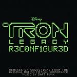 Daft Punk Tron: Legacy Reconfigured