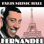 Fernandel Paris Music Hall - Fernandel