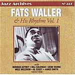 Fats Waller Fats Waller And His Rhythm Volume 1