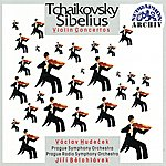 Prague Symphony Orchestra Tchaikovsky: Concerto For Violin And Orchestra In D Major - Sibelius: Concerto For Violin And Orchestra In D Minor