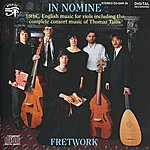 Christopher Wilson In Nomine - 16thc English Music For Viols