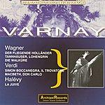 Astrid Varnay Wagner, Beethoven, Verdi, Halévy