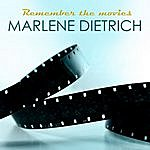 Marlene Dietrich Remember The Movies