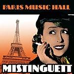 Mistinguett Paris Music Hall - Mistinguett