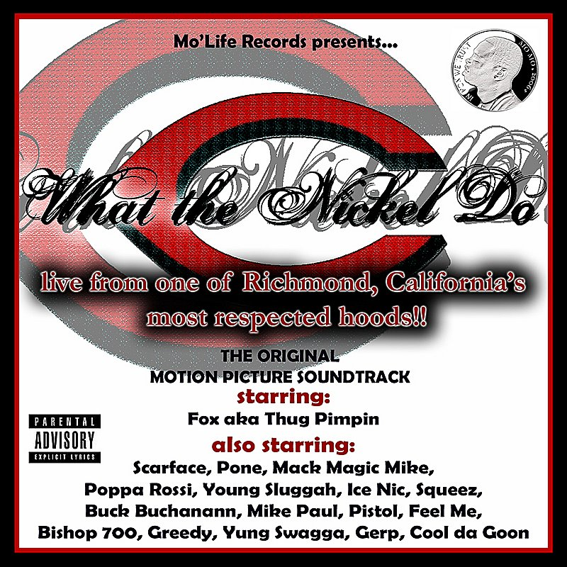 Cover Art: C What The Nickle Do