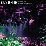 Phish Live Phish: 10/26/10 Verizon Wireless Arena, Manchester, NH