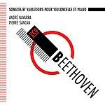 André Navarra Beethoven : Sonates Pour Violoncelle Et Piano - Navarra, Sancan