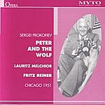 Fritz Reiner Sergei Profokiev: Peter And The Wolf For Narrator And Orchestra, Op. 67