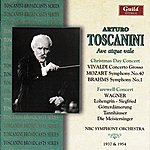 NBC Symphony Orchestra Toscanini - Christmas Day & Farewell Concerts