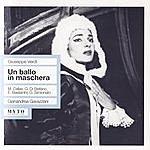 Gianandrea Gavazzeni Giuseppe Verdi: Un Ballo In Maschera
