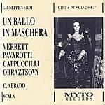 Claudio Abbado Giuseppe Verdi: Un Ballo In Maschera