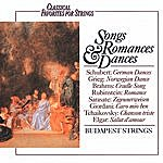 Budapest Strings Classical Favorites For Strings: Songs, Romances & Dances