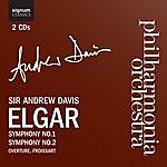 Sir Andrew Davis Symphonies 1, 2 And Froissart Overture