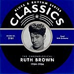 Ruth Brown 1954-1956