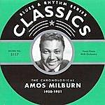 Amos Milburn 1950-1951