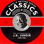 J.B. Lenoir 1955-1956