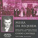 Guido Cantelli Giuseppe Verdi : Messa Da Requiem