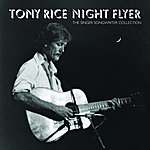 Tony Rice Night Flyer: The Singer Songwriter Collection