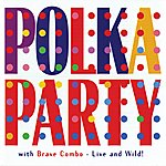 Brave Combo Polka Party With Brave Combo: Live And Wild!