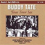 Buddy Tate Texas Tenor Sax