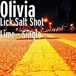 Olivia Lick Salt Shot Lime - Single