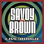 Savoy Brown Live Boogie