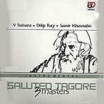 Anonymous Saluted Tagore 3 Masters