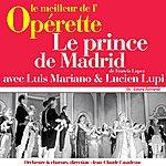 Jean-Claude Casadesus Le Prince De Madrid (Le Meilleur De L'opérette)