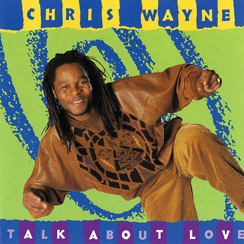 Cover Art: Talk About Love
