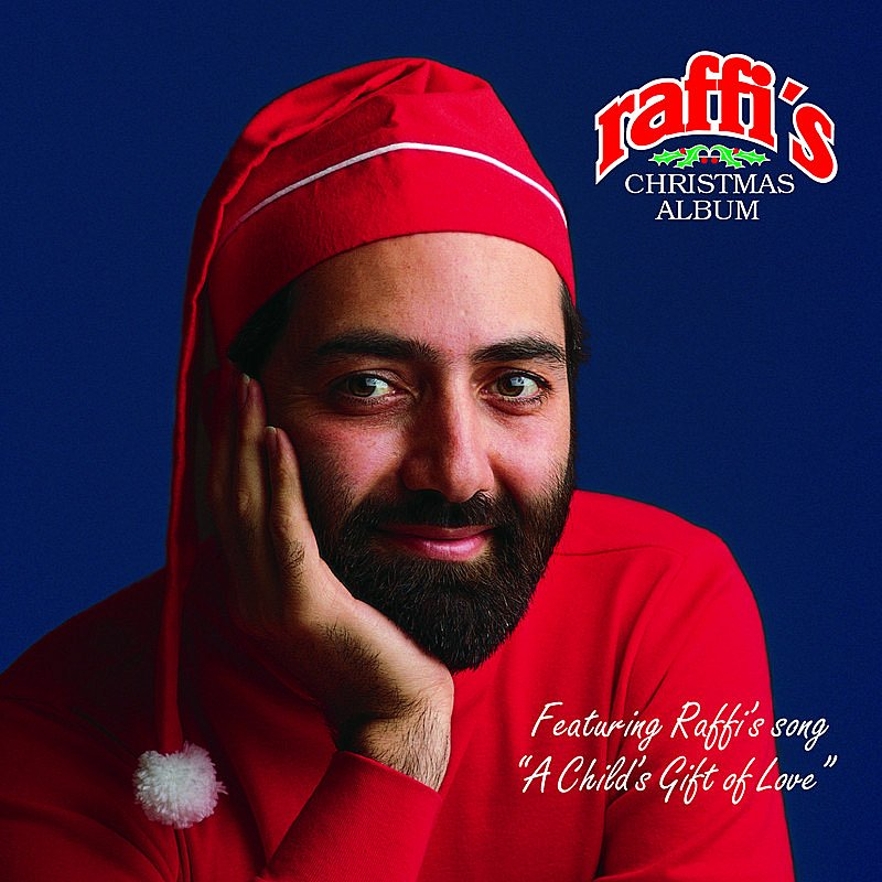 Cover Art: Raffi's Christmas Album: A Collection Of Christmas Songs For Children