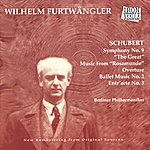 Wilhelm Furtwängler Schubert: Symphony No. 9 In C Major, Rosamunde