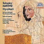 Prague Symphony Orchestra Martinu: Les Jeux De Marie, Cycle Of 4 Operas