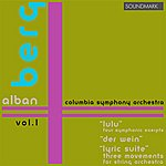 Robert Craft Music Of Alban Berg: Vol. 1: Lulu: Four Symphonic Exerpts, Der Wein, Lyric Suite: Three Movements For String Orchestra