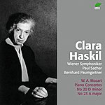 Clara Haskil Mozart : Piano Concertos No. 20, No. 23